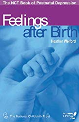 Book cover: Feelings after birth