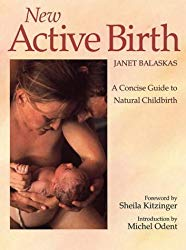 Book cover: New Active Birth